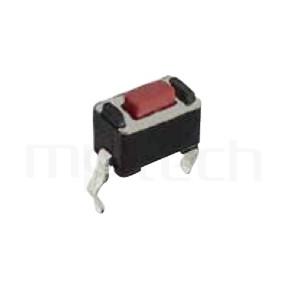 HTS-36PA Series-輕觸開關-6x3.5mm,DIP,長方形,直立式按壓輕觸開關Tact Switch