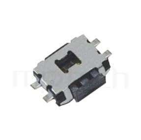 HTS-47SA Series-輕觸開關-4.5x4.7mm,SMD型,側按SMD固定柱,側壓輕觸開關Tact Switch