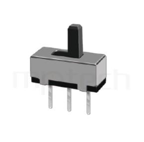 SS-12D01 Series-滑動開關-滑動開關1P2T,SPDT迴路,滑動切換開關Slide Switch