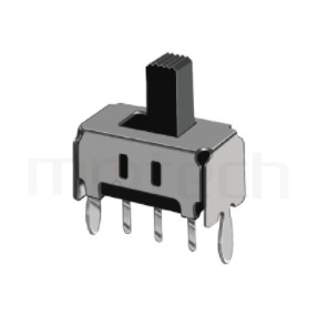 SS-12D02 Series-滑動開關-滑動開關1P2T,SPDT迴路,滑動開關Slide Switch