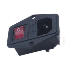 AC電源插座 JR-101-1FR-03-AC