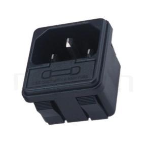AC電源插座 JR-101-1FS-AC